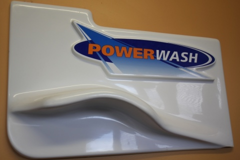 Power Wash Cover
