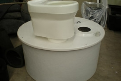 ECO toilet manufacture